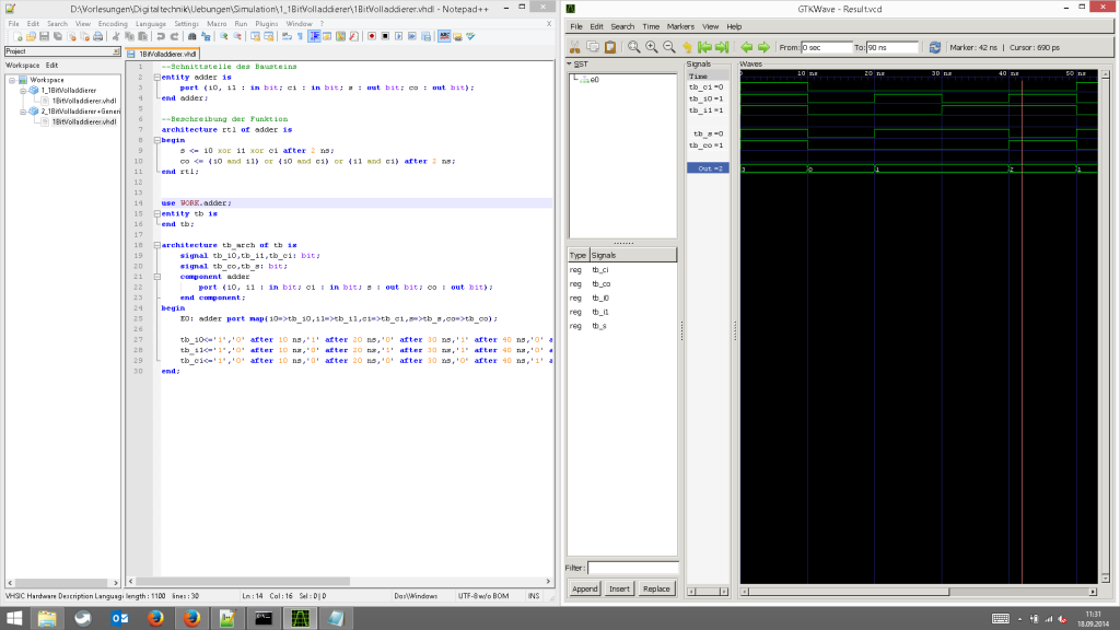 VHDL_IDE
