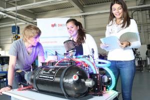 Brennstoffzelle: Fahrzeug- und Motorentechnik