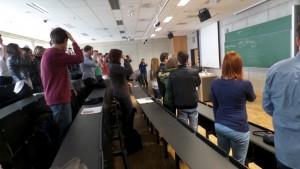 Alumni-Treffen Vortrag