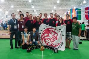 RoboCup-Team Tigers Mannheim