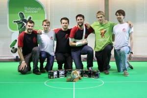 Team der Tigers Mannheim.